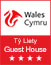 Visit Wales Approved 4-Star Accommodation